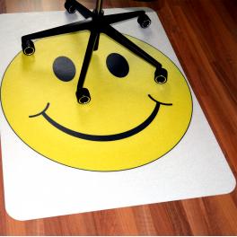 "FlatPhoto mit ABS  90x120 cm ""Happy"" (A)"