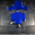 FlatPro 2mm ABS-Haftschicht 150x120 Lippe 68 cm (B)
