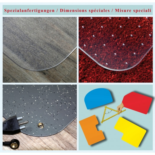 Misure speciali Flat PRO 2mm