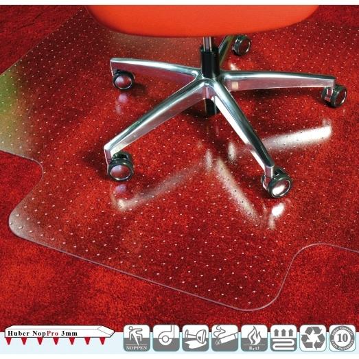 Huber Nop PRO 3mm mit Noppen (für Teppichböden)